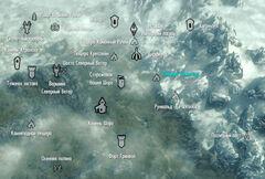 Пещера толвальда карта