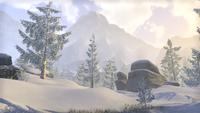 Сиродил (Online) — Заснеженные пейзажи Морозных полей