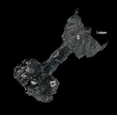 Сонное дерево - пещера - план
