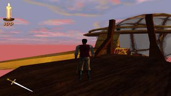 Atak na Pałac 31 (Redguard)