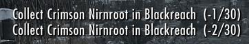 Crimson nirnroot bug