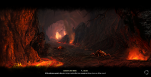 Emberflint Mine Loading Screen
