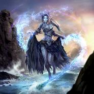 Fate's Witness card art