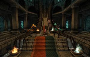 Sala Tronowa Sheogoratha (Oblivion)