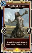 Vigilant Giant (Legends) DWD