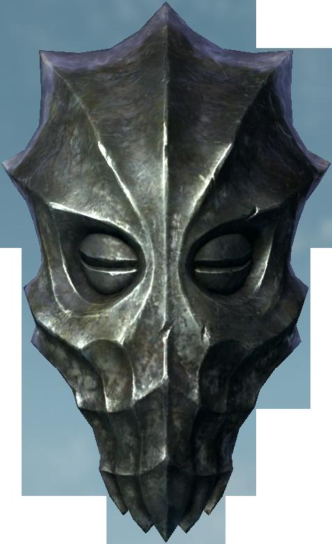 Zahkriisos Mask Elder Scrolls Fandom Powered By Wikia