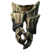 Драконьи панцирные перчатки