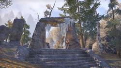 Замороженные руины
