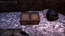 Тяжёлый ящик