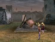 Fort Frostmoth Attacked
