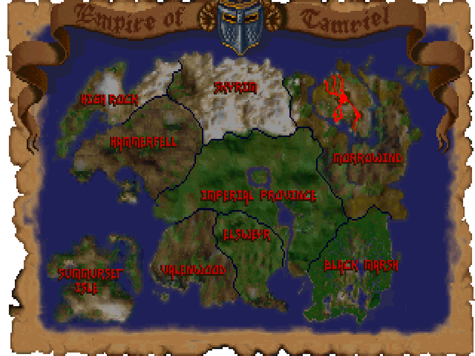 The Elder Scrolls Arena Free Download for PC