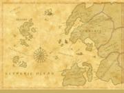 Mare Abeceano Mappa