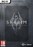 Skyrim Legendary Edition PC Cover