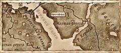 Кропсфорд (Карта)