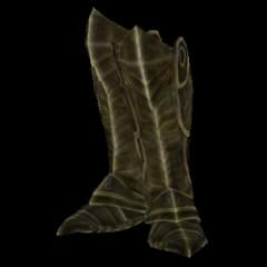 Эльфийские сапоги (Skyrim)