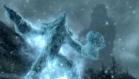 Atronach de la escarcha (Skyrim)