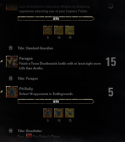 Battlegrounds Achievements - 5
