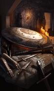 Legion Shield card art
