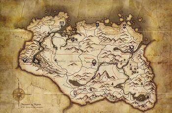 Elder scrolls skyrim mapa imagen pant01
