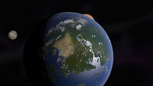 Nirn Planet