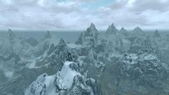 Горы Велоти(Skyrim)