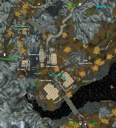 Дом Климмека на карте Айварстеда