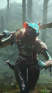 Argonian avatar 4 (Legends)
