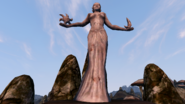 Azura's Shrine - Morrowind