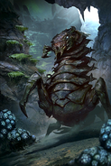 Chaurus Reaper card art