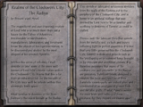 Realms of the Clockwork City: The Radius