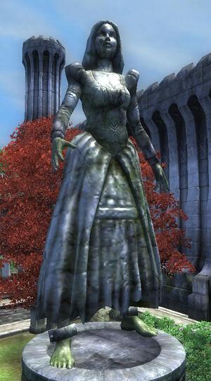 Statua Alessi (Oblivion)
