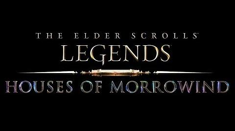 The Elder Scrolls Legends - WITAJ W MORROWIND