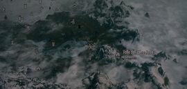 Valle dell'Elmo Rotto - Mappa esterna