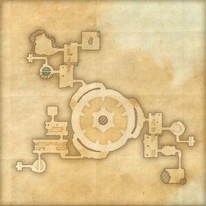 Баратрум Центрата (план)