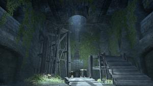 Локация в Гарене Гипогеум 3