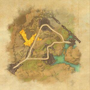 Лощина Сыроторговца (план) 2