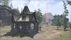 Шахта крепости Фаррагут