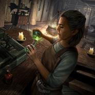 Cauldron Keeper card art