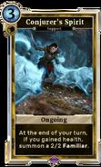 Conjurer's Spirit DWD