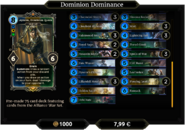 Dominion Dominance Deck 2