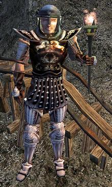 Imperial Guard pada Morrowind