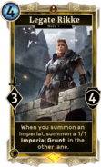 Legate Rikke (Legends) DWD