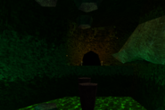 Redguard - The Goblin Caves - Stalactite Fallen