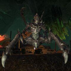 Lądowy Dreugh matka lęgu z gry The Elder Scrolls Online