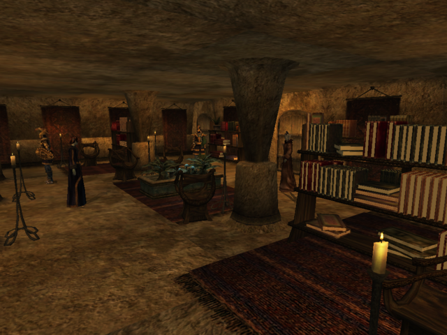 File:Vivec, Library of Vivec Morrowind.png