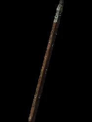Железное копьё (morrowind)