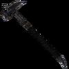 Эбонитовый боевой молот (Skyrim)