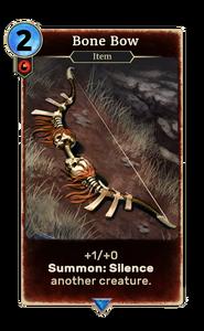 Bone Bow (Legends)