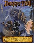 Daggerfall box art
