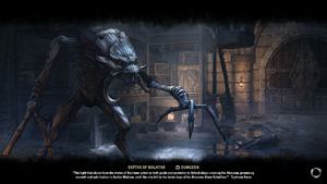 Depths of Malatar Loading Screen